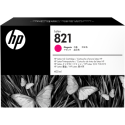 HP 821A 400ml Magenta Latex Ink Cartridge