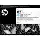 HP 821A 400ml Lt Cyan Latex Ink Cartridge