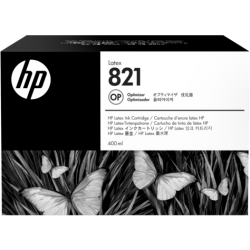 HP 821 400ml Latex Optimizer Ink Cartridge
