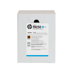 HP FB250 3-lt C Scitex Ink