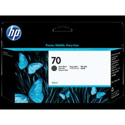 HP 70 130-ml Pigment Matte Black Ink Cartridge
