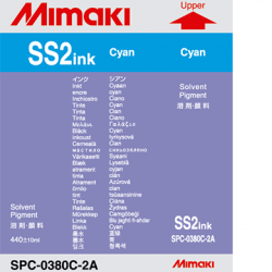 SS2 Ink Cyan 440 ml