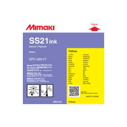 SS21 Ink Yellow 440ml